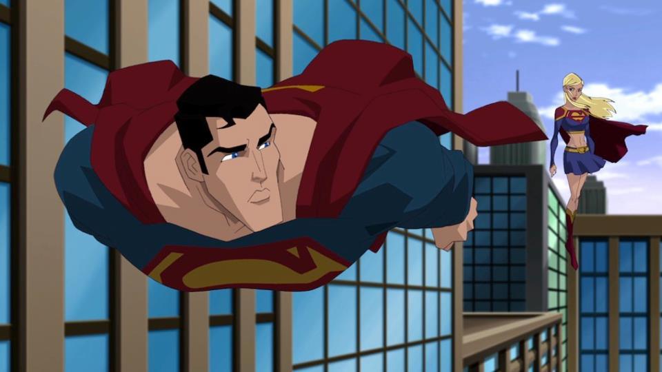 супермен аниме картинки: