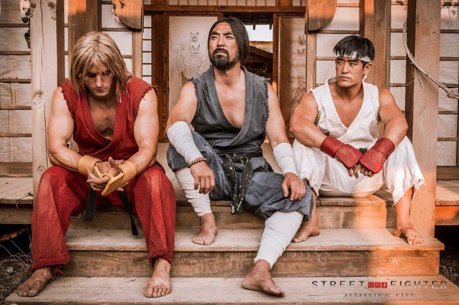 Street Fighter Assassins Fist Ken Goken Ryu