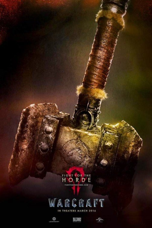 Warcraft Movie poster 2