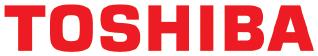 Toshiba's blocky red logo