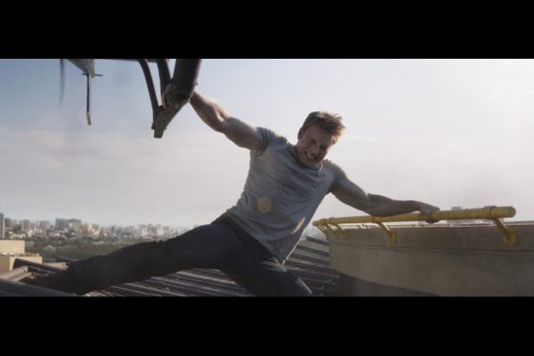 Captain America Civil War - Steve Rogers