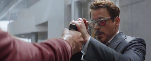 Captain America Winter Soldier - Tony Stark