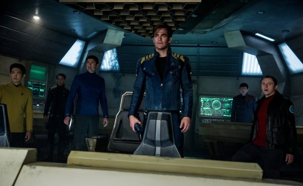 Star Trek Beyond Bridge Crew
