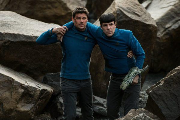 Star Trek Beyond Spock and Bones