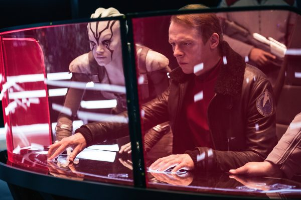 Star Trek Beyond Scotty and Jaylah