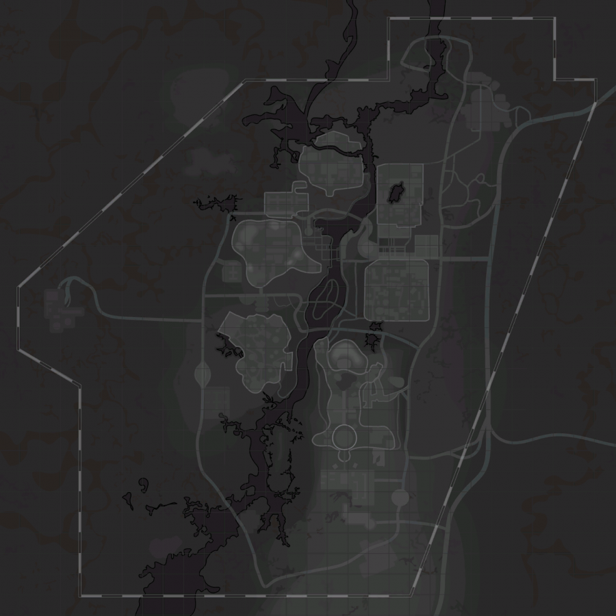 Fallout 4 Dlc Nuka World Pipboy Map Nukaworld The Sanitarium Fm