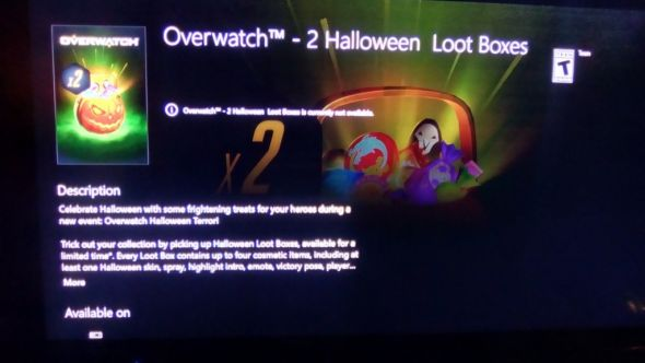 Overwatch Halloween stuff incoming – loot boxes and comic | The ...