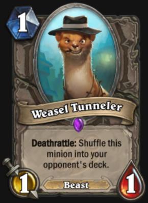 weasel-tunneler