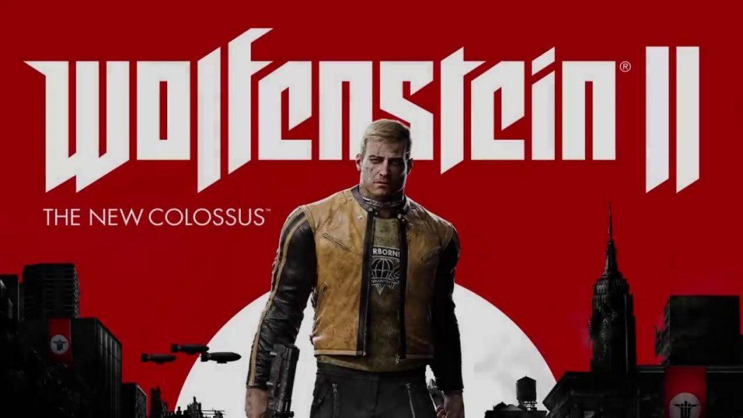 wolfenstein 2 logo