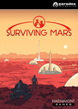 The Sanitarium.FM Game of The Month for March is Surviving Mars!