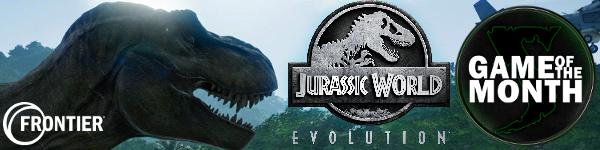 Jurassic World Evolution by Frontier Development