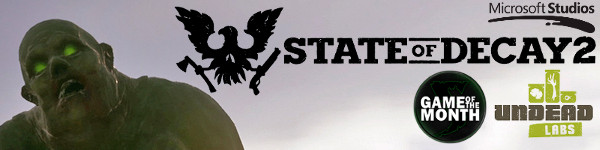 State of Decay 2 by Undead Labs