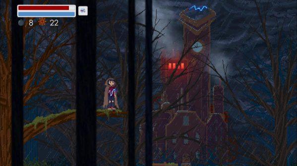 Trials of the Gauntlet screen 1