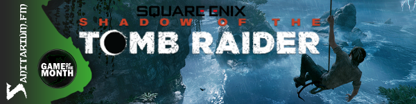 Shadow of the Tomb Raider by Square Enix