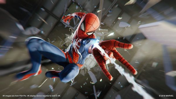 Spider-Man-PS4-image 1