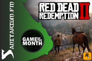 Red Dead Redemption II by Rockstar Games