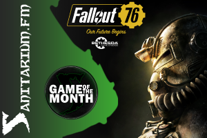 Fallout 76 by Bethesda Studios