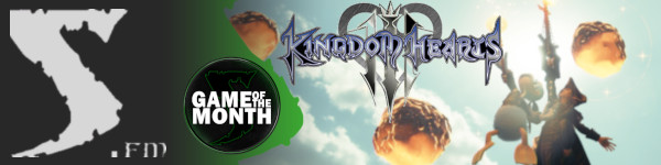 Kingdom Hearts 3 by Square Enix