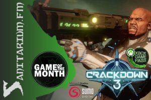 Crackdown 3 by Sumo Interactive