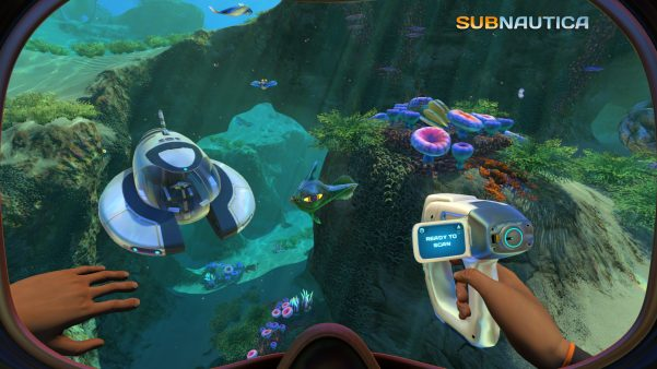 Subnautica screen 1