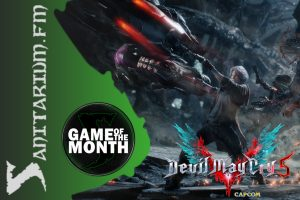 GotM 03-2019 Devil May Cry 5 by Capcom