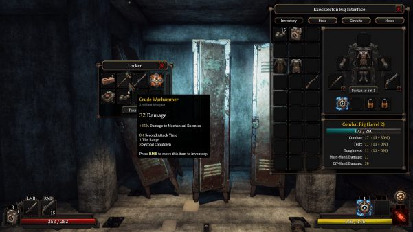 Vaporum screen 2
