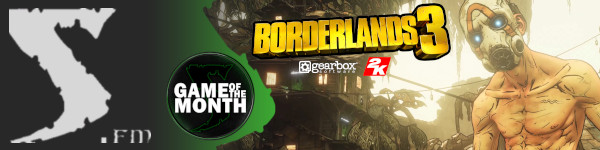 Borderlands 3 by Gearbox Software