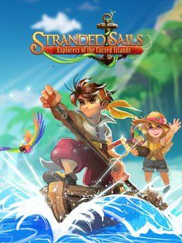 Stranded Sails game title logo